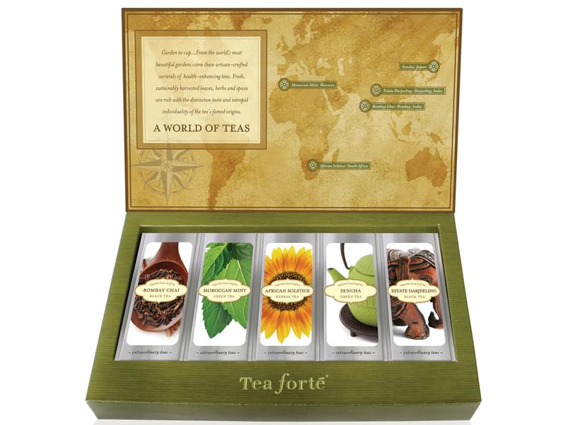 Tè Misti dal Mondo